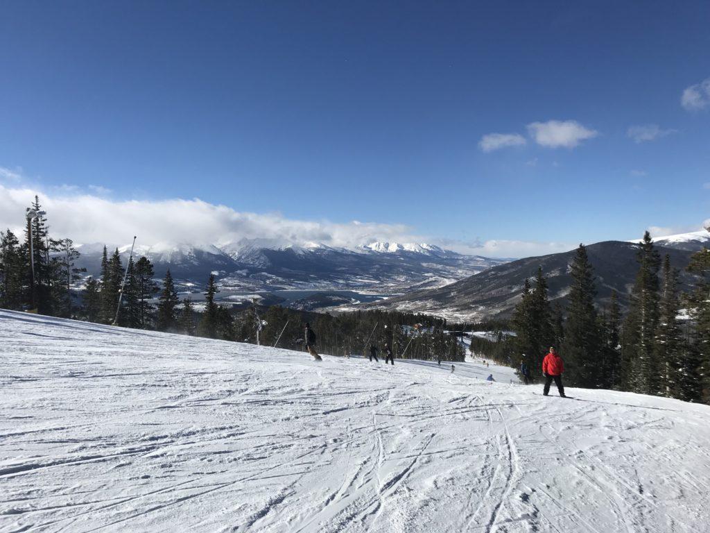 Ski and snowboard at Keystone Resort